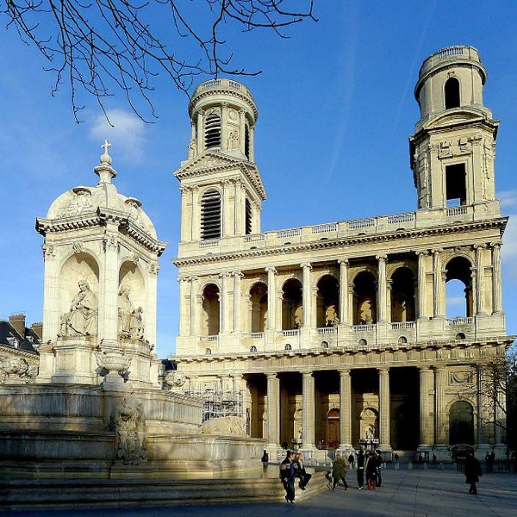 Saint Sulpice - Puur Parijs
