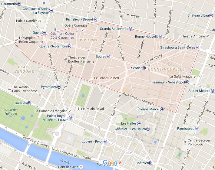Parijs tips, bezienswaardigheden Parijs, Parijs, Puur Parijs, 2e arrondissement