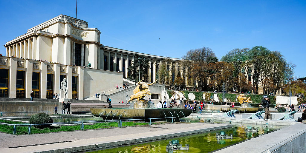 Trocadero - Palais Chaillot