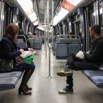 Dag 7- Parijs metro; een deel van het leven in Parijs speelt zich ondergronds af