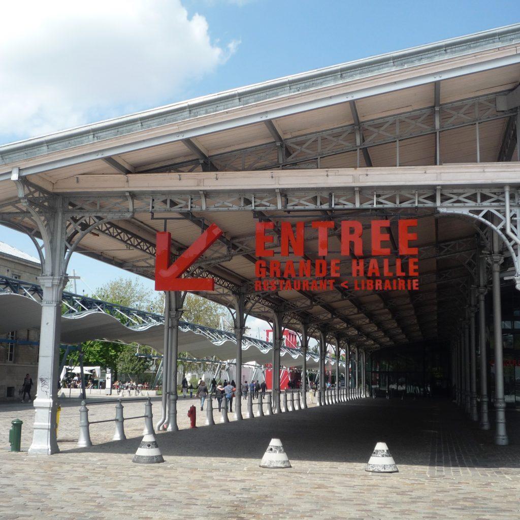 Grande Halle Parc de la Villette