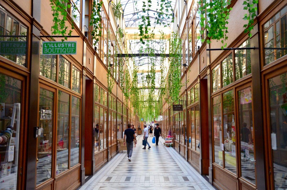 Passage du Grand Cerf, Parijs