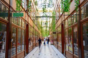 Le Passage du Grand-Cerf - Puur Parijs