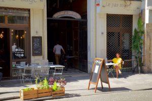 Bar Le Pas Sage - Puur Parijs