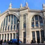 Gare du Nord Parijs - Foto Mildred Theunisz