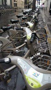 voordelig fietsen, fietstochten, Parijs, goedkoop Parijs, Parijs tips