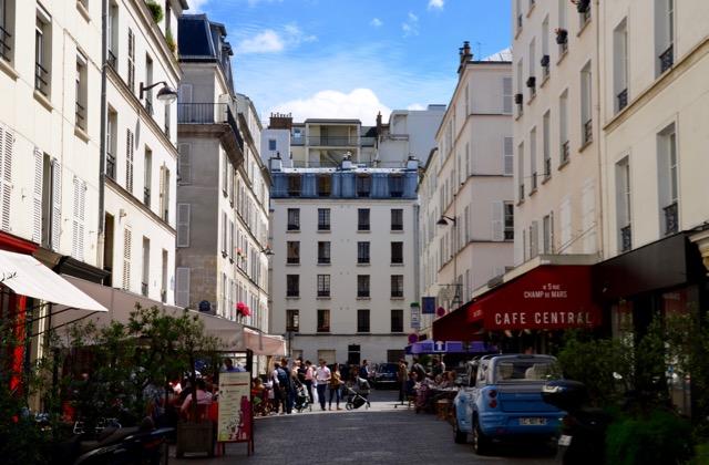 rue Cler, Parijs