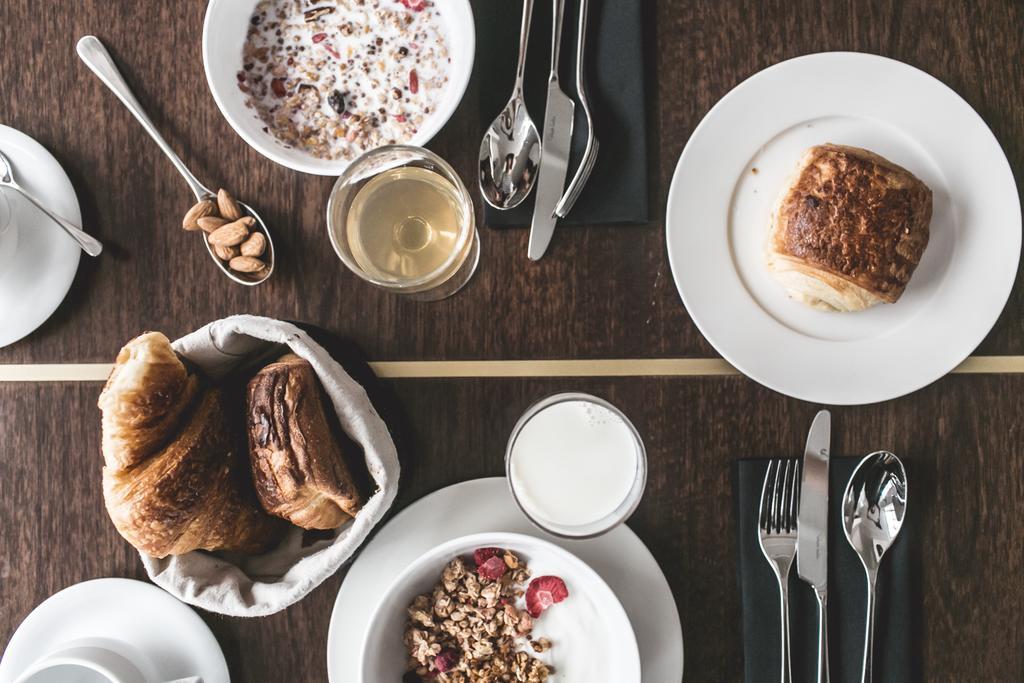 Hotel Panache ontbijt Puur Parijs