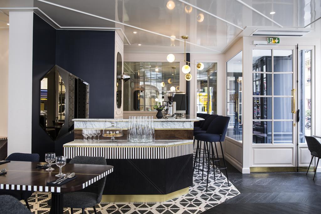 Hotel Panache restaurant Puur Parijs