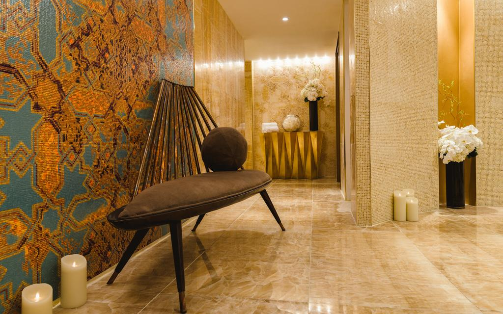 Hotel Les Jardins du Marais gang kaarsen Puur Parijs