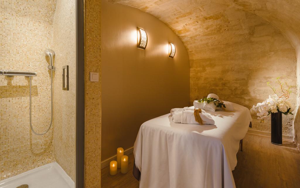 Hotel Les Jardins du Marais massage Puur Parijs