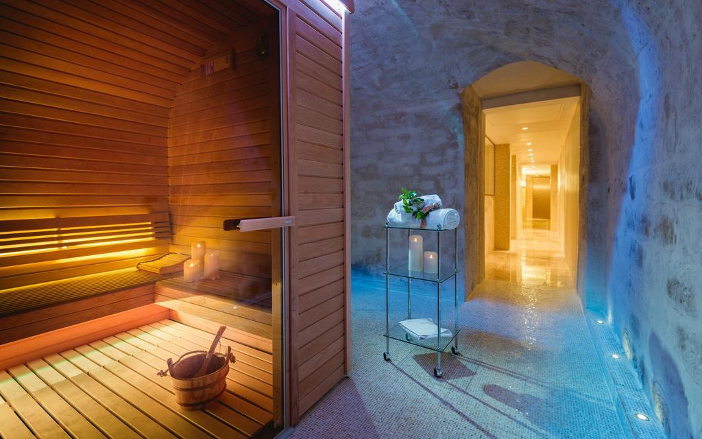 Hotel Les Jardins du Marais sauna Puur Parijs